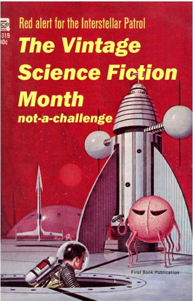 Vintage Science Fiction Month