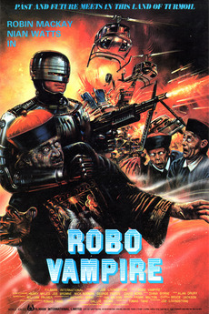 The Robo Vampire Poster