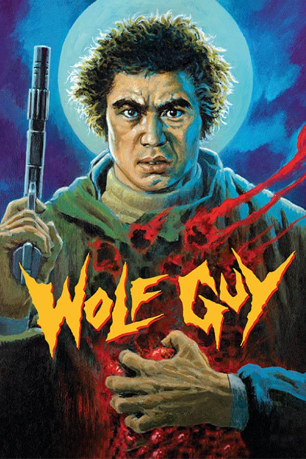 Wolf Guy - Enraged Lycanthrope