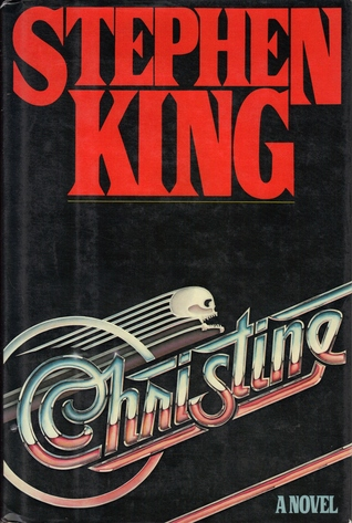 Christine Book Cover