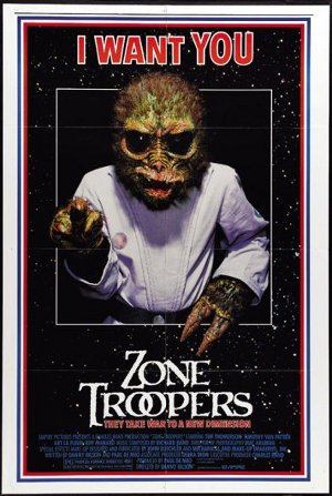 Zone Troopers poster