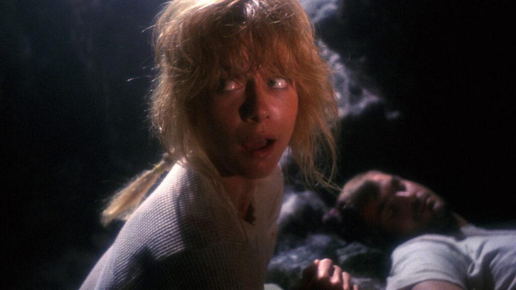 Linnea Quigley in Creepozoids
