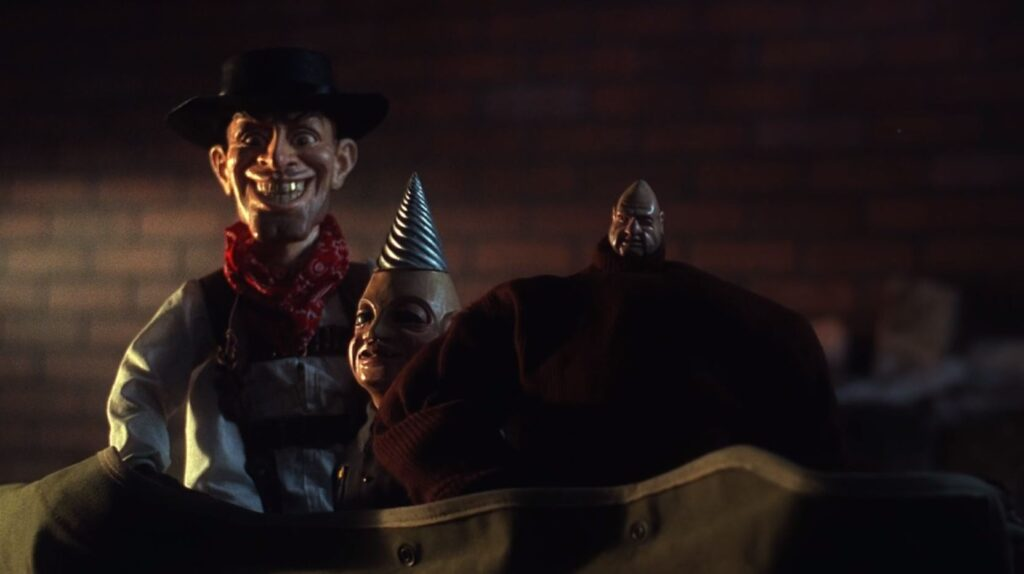 Puppets from Puppet Master III