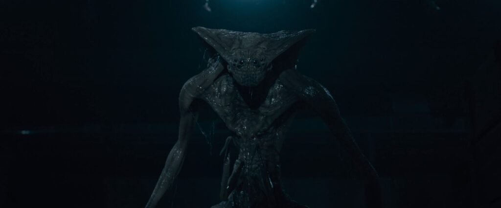 The Creature Design from Sputnik