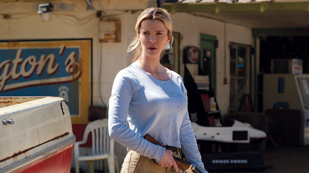 Betty Gilpin in The Hunt