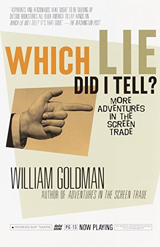 Which Lie Did I Tell book cover