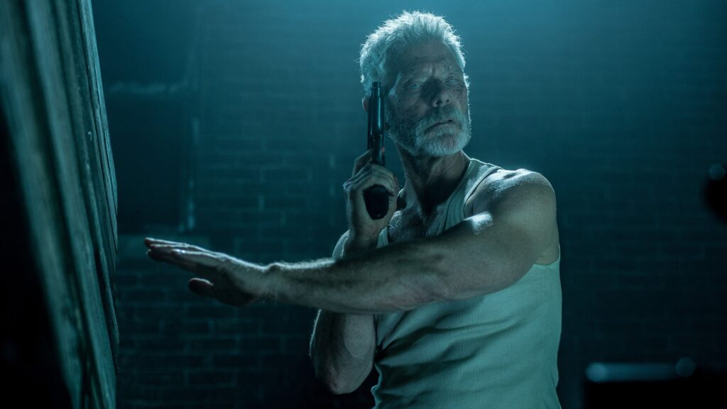 The Blind Man in Dont Breathe 2