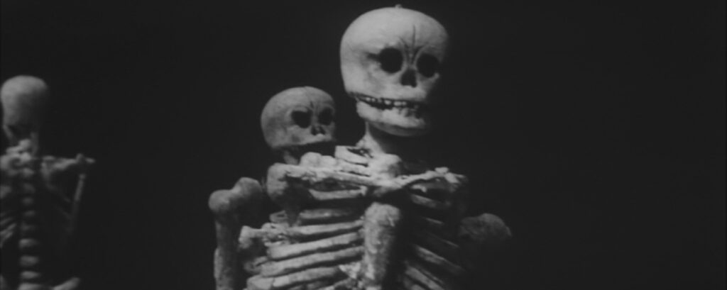 When Horror Came to Shochiku: The Living Skeleton
